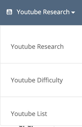 youtube research module