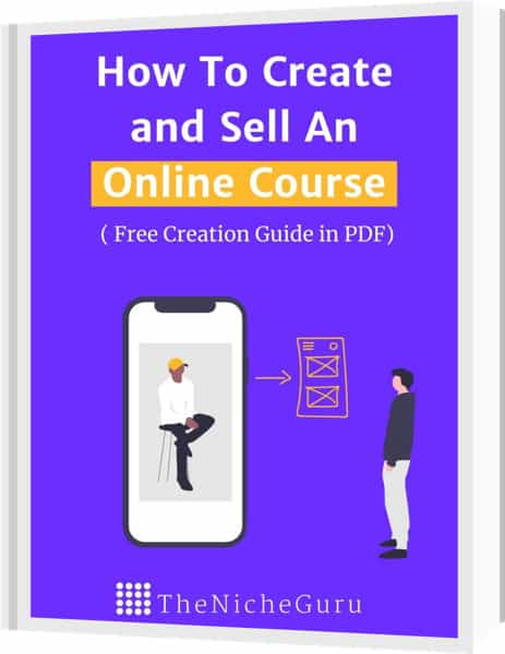 create online course (guide cover)