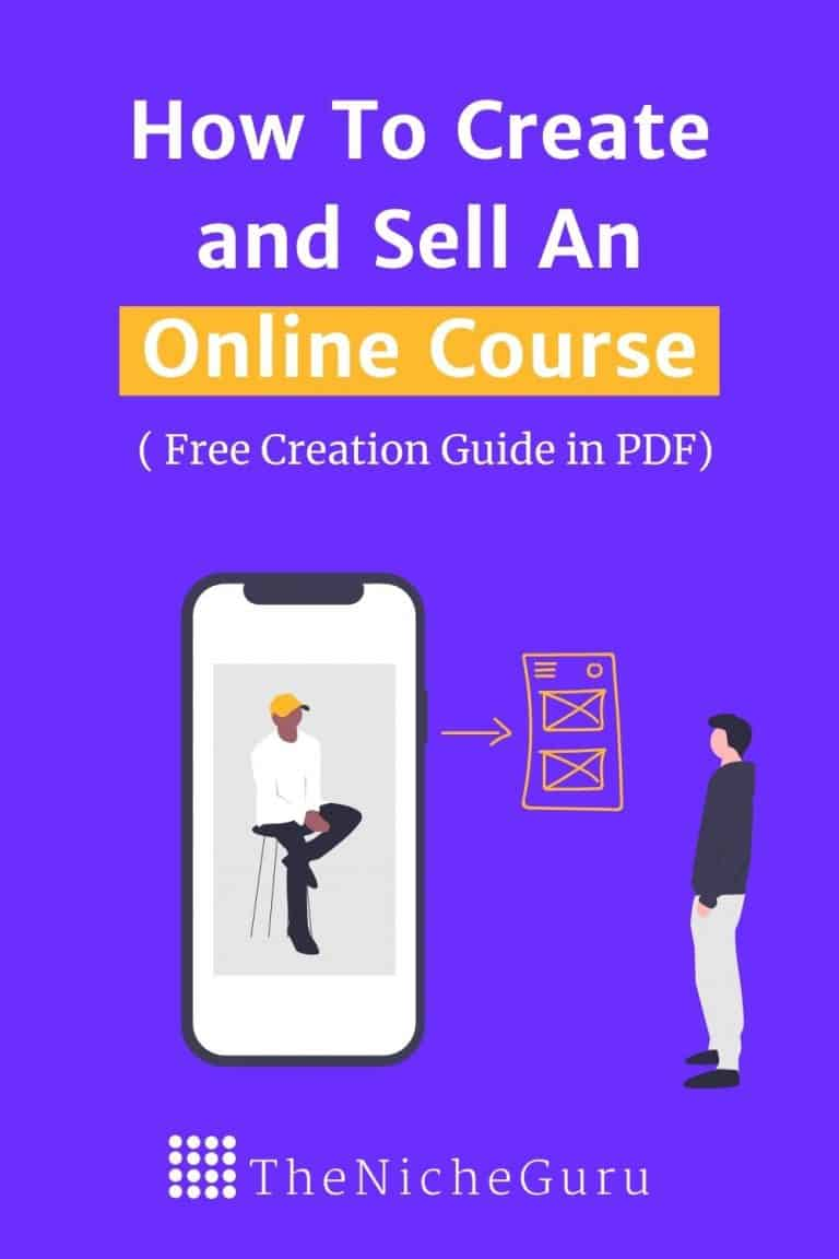 Learn how to create and sell an online course with this step by step guide. From hosting your online course, to create content, pricing your online course, market it and more. #OnlineCourse #Marketing #CreateCourse #OnlineCourseCreation #Thinkific #MakeMoneyOnline