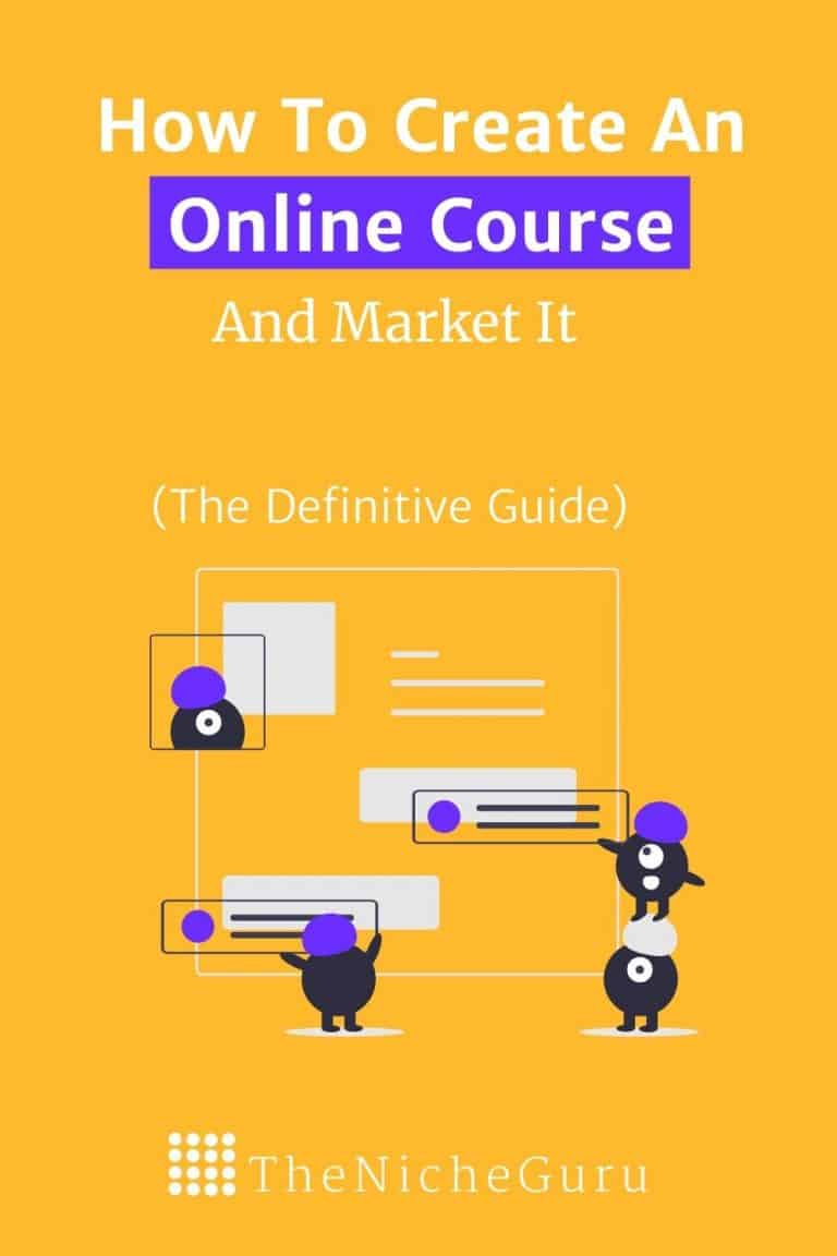 Discover how to create an online course and market it successfully. In this guide, you will learn how to choose a course topic, pre-sell it, create your course content, price your course, promote it and more. Download this guide in PDF for free now. #OnlineCourse #OnlineCreators #Courses #Thinkific