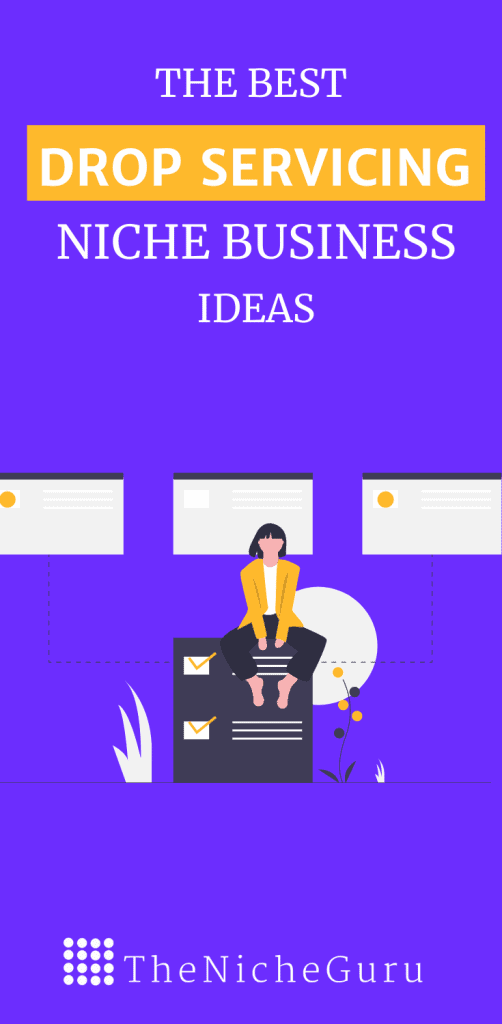 Discover the best drop servicing business ideas for your website. #DropServicing #DigitalMarketing