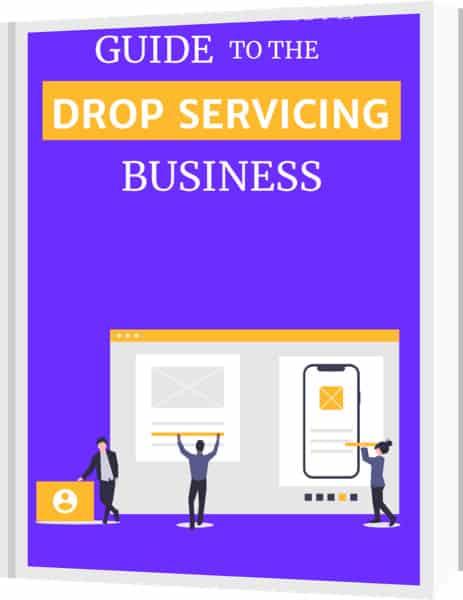 drop servicing cover