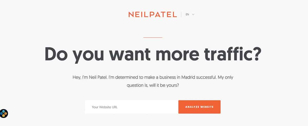 neil patel blog
