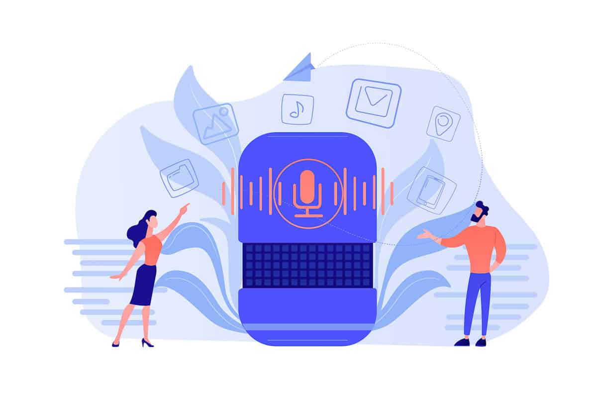 voice over use cases representation