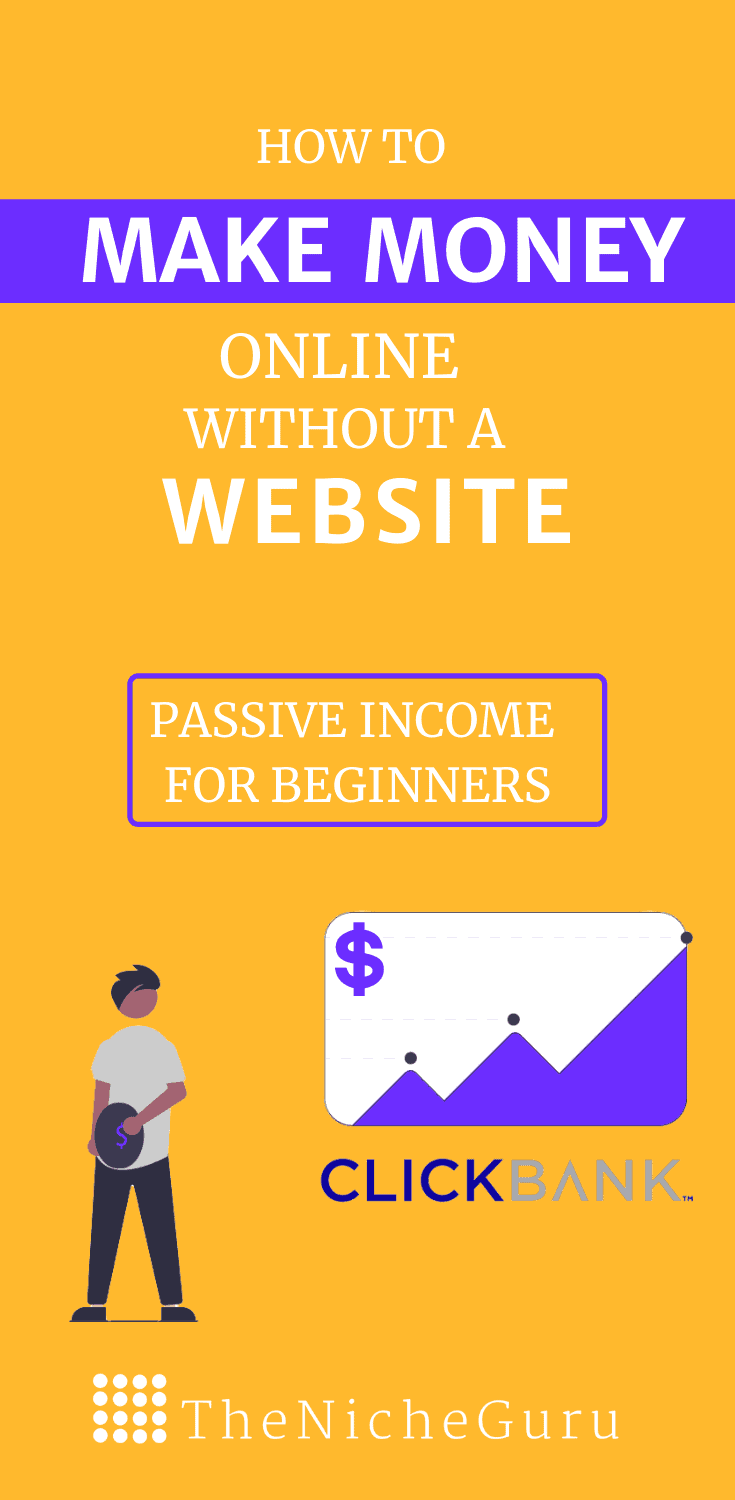 Learn free ways to earn a passive income working from home. Discover how to make money onine with passive income affiliate marketing. #PassiveIncome #AffiliateMarketing