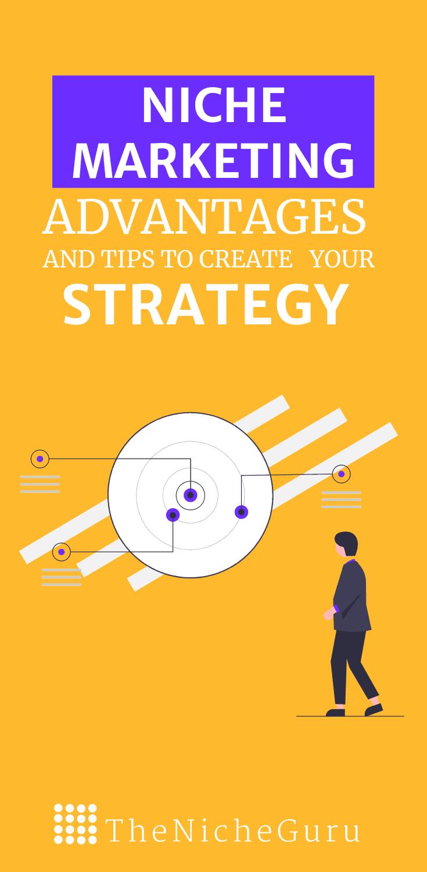 niche marketing ideas pin