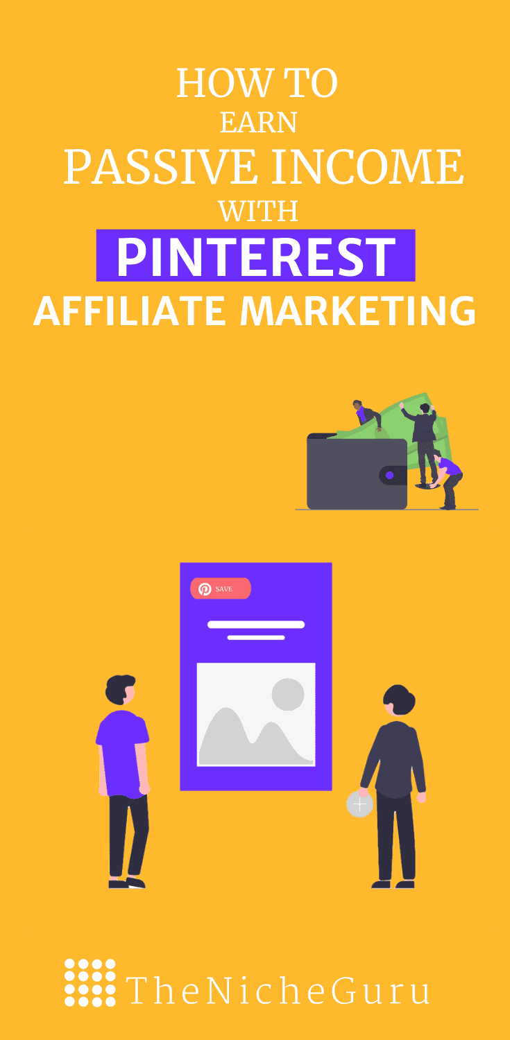 Discover how to earn passive income with this step by step guide to Pinterest affiliate marketing. You will learn Pinterest best practices, how to pin affiliate links, and strategies on how to make money on Pinterest. #PinterestTips #MakeMoneyOnline