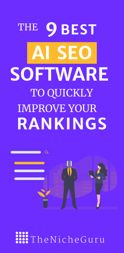 Find out the 9 best AI SEO software to help you rank on Google's page one faster. Easy SEO optimizations and fixes for beginners. #SEO #SEOTools #SEOSoftware #AISEO