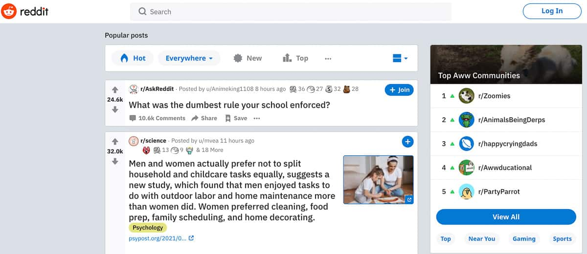 use reddit as a free traffic source