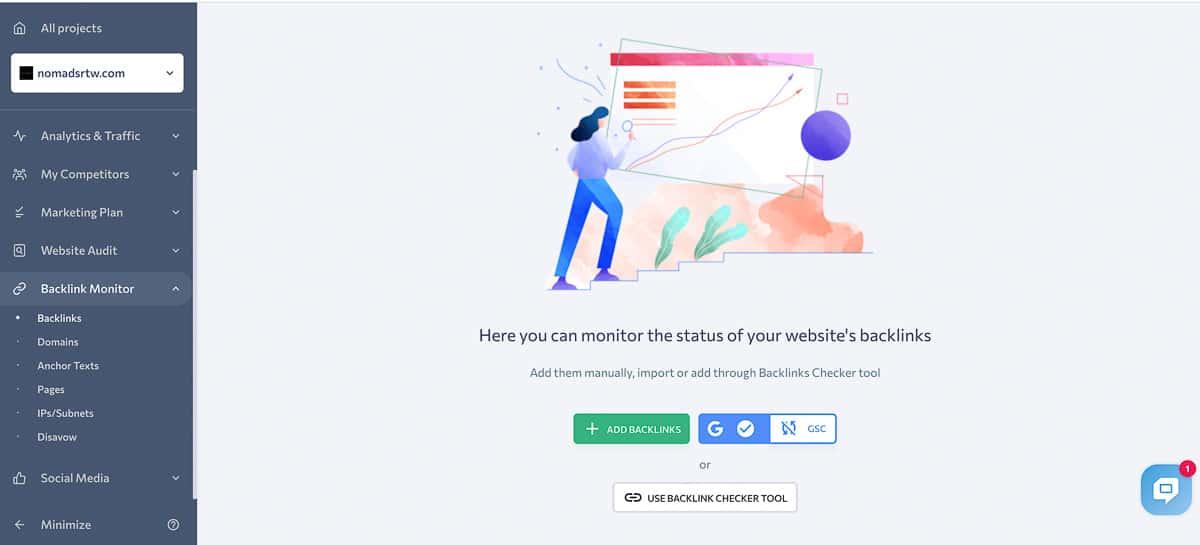 backlink monitor