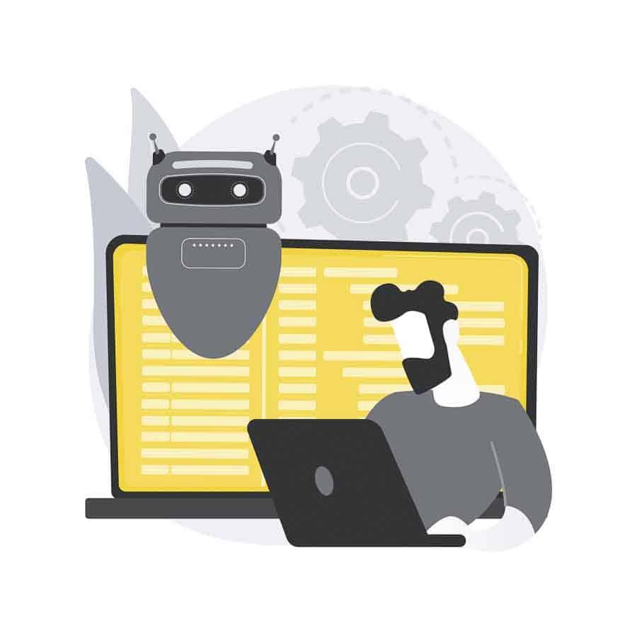 AI powered automation