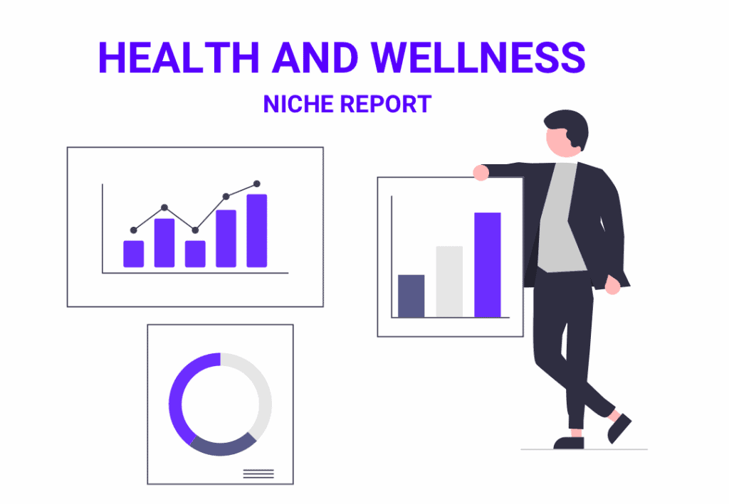 health and wellness niche report (featured image)