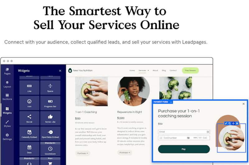 leadpages builder