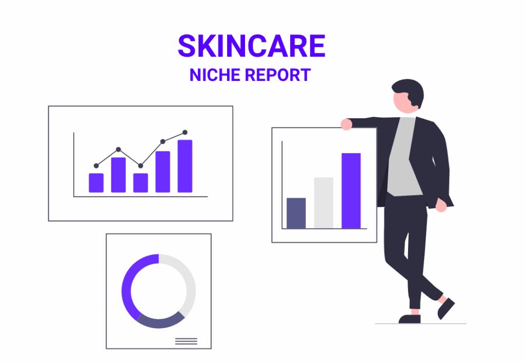 skincare Niche Report feature image