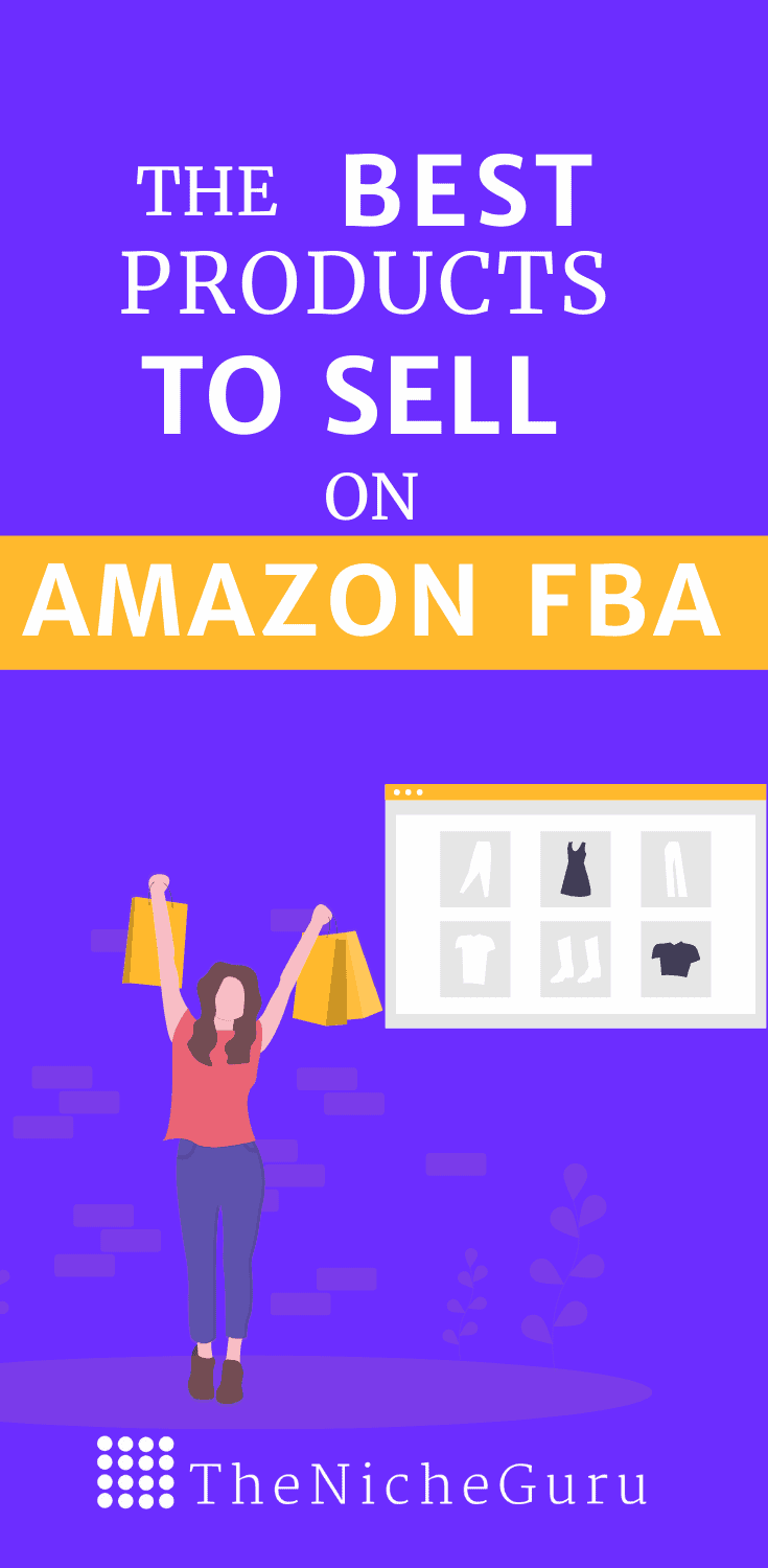 Find the best products to sell on Amazon FBA with tips and strategies to find the best selling products and generate big profits. #Amazonfba #makemoneyonline #onlineincome