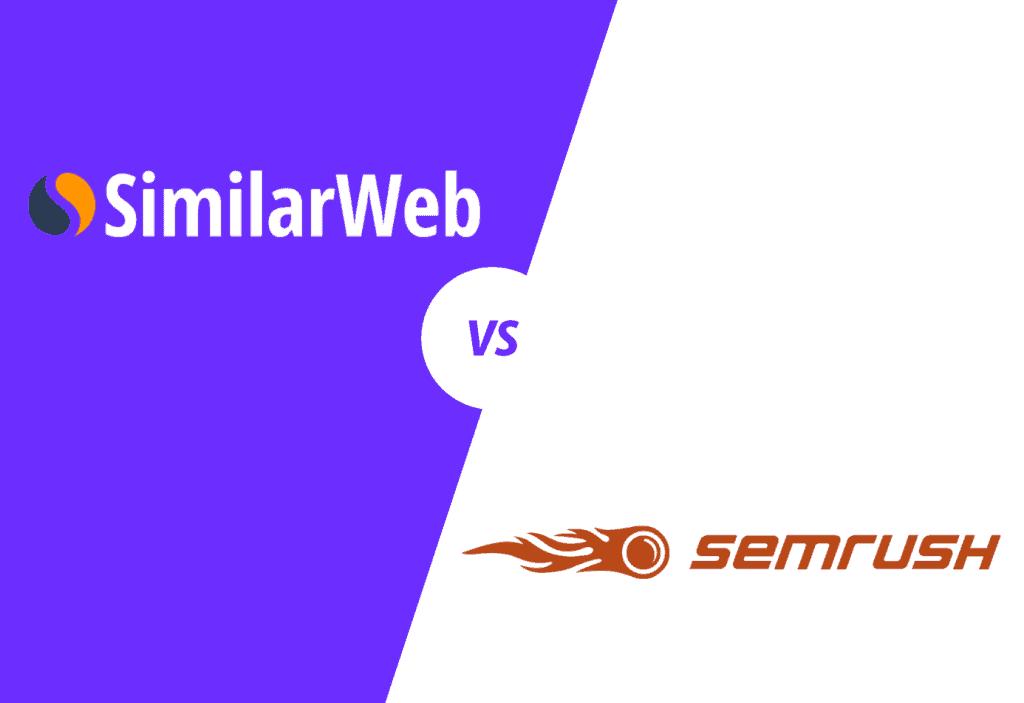 semrush vs similarweb feature image