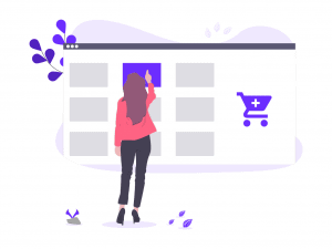 dropshipping website builder feature image